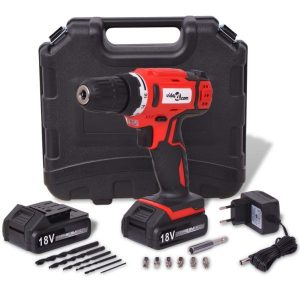 Handheld Power Drills