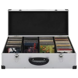 CD/DVD Cases & Organisers