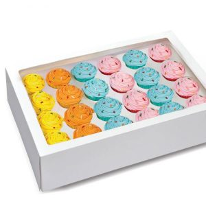 Cupe Cake Box
