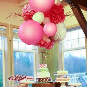 Paper Lanterns for Decoration