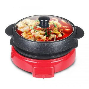 electric frypans & woks